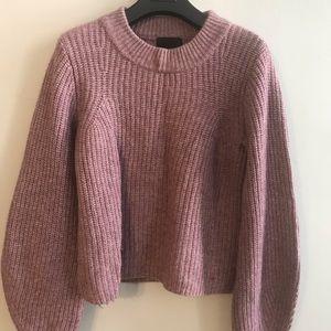 Intermix Wool Sweater Size P